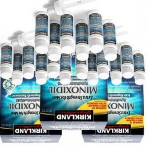 МИНОКСИДИЛ KIRKLAND (ЛОСЬОН 5%)