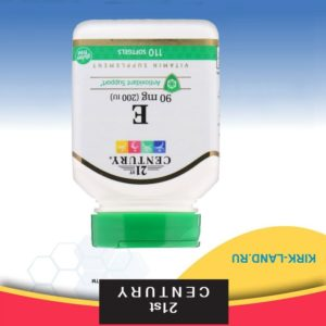 Витамин E 90 mg купить